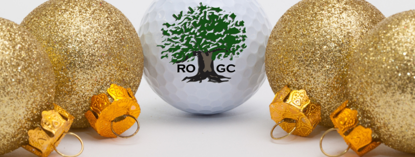 Give the perfect gift this Christmas. - Randall Oaks Golf Club
